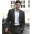 Brook Taverner Herringbone Suit Jacket-R
