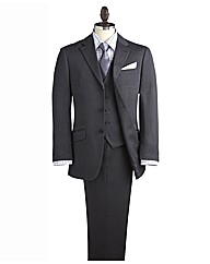 WILLIAMS & BROWN LONDON 3 Piece Rib Suit