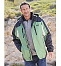 Snowdonia Extreme Fleece Lined Jacket