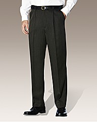 Premier Man Zip & Clip Trousers 31in