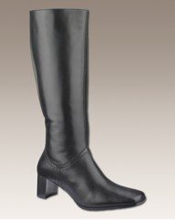 Legroom Boots EEE Fit Curvy Calf