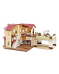 Sylvanian Families Maple Manor Home Swee