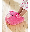 Comfy Feet Massage Pig Slipper