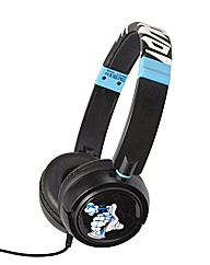 SprayLoud Blue Swag Headphones