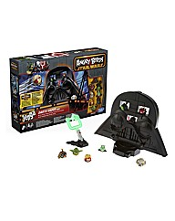 Star Wars Angry Birds Jenga Darth Vader