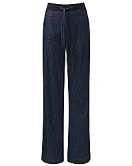 Cindy Slouch Cotton Jeans Length 29in