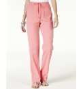 Crinkle Trousers Length 27in
