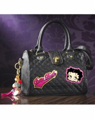 Betty Boop Charmed Bag