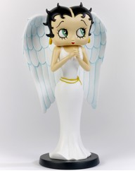 Betty Boop Angel Figure
