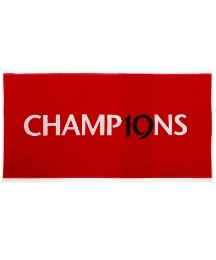 Man United 19 Winners Jaquard Towel