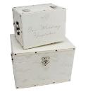 Set Of 2 Amore Wedding Boxes
