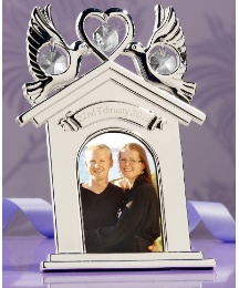Personalised Wedding Chapel Frame