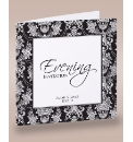 Regency Evening Wedding Invitations