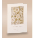 Delicate Rose Wedding Invitations