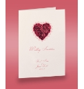 Heartfelt Roses Wedding Invitations