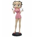 Hair Dresser Betty Boop Figurine