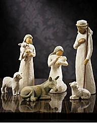 Willow Tree 6 Piece Nativity Collection