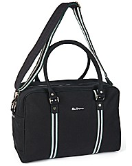 Ben Sherman Iconic Canvas Holdall