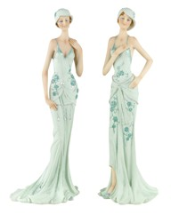 Grace And Favour Art Deco Ladies