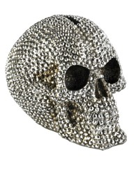 Made Of Money Skull Money Bank