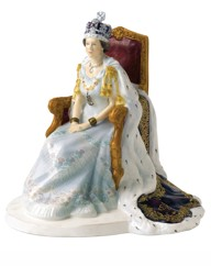 Royal Doulton The Queen Diamond Jubilee