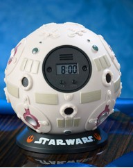Star Wars Jedi Training Ball Alarm Clock