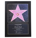 Personalised A Star Is Born Frame