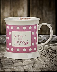Ladies Personalised Tankards