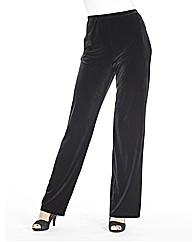 Petite Joanna Hope Velour Trousers 25in