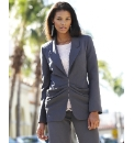 Isabella Cole Draped Tailored Jacket