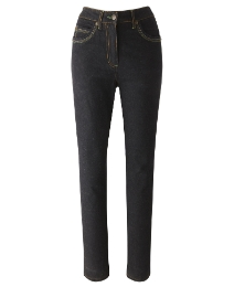Slim Leg Jeans Length 27in