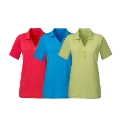 Pack of 3 Collared Jersey Tops