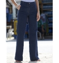 Wide leg Jeans Length 28in
