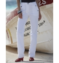 Casual Stretch Cotton Trousers 27in