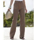 Cotton Cargo Trousers Length 28in