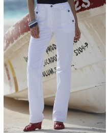 Casual Stretch Cotton Trousers 29in