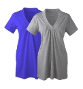 Pack of 2 Cotton Tunics