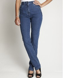 Denim Jeans Straight leg Length 27in