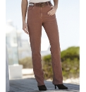 Straight Leg Cord Jeans Length 27in