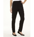 Pack of 2 Slim Leg Trousers Length 28in