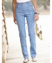 Magi-Fit Jeans Straight Leg Length 29in