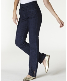 Magi-Fit Jean Straight Leg Length 27in