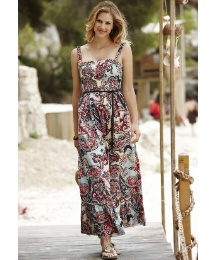 Maxi Dress Length 50in