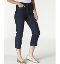 Magi-Fit Crop Jeans Length 19in