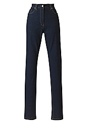 Straight Leg Jeans Length 31in