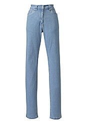 Elle Straight Leg Jeans Length 29in