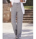 Linen Trousers Length 25in