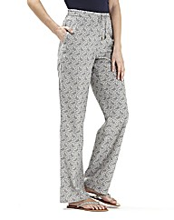 Linen Trousers Length 27in
