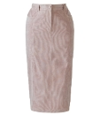 Cord Skirt Length 25in
