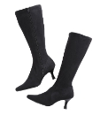 Viva La Diva Hi Leg Stretch Boots E Fit